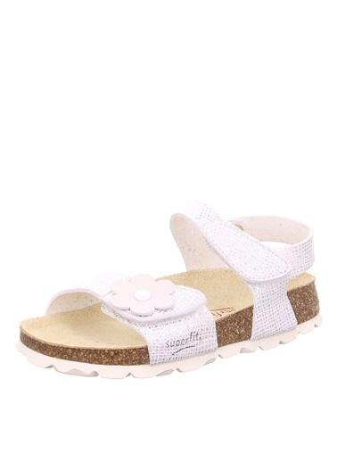 Superfıt Sandalet Beyaz